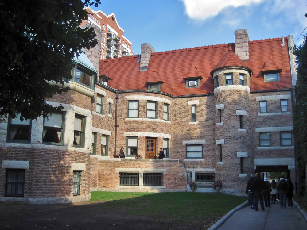 John J. Glessner House, photo by Albert Herring