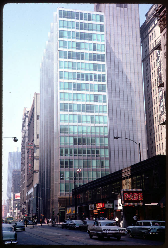 The Inland Steel Co. Building, 1963