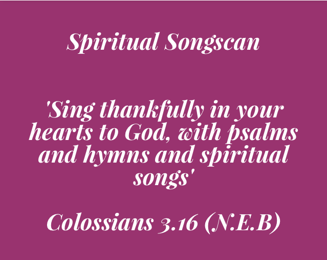Spiritual Songscan