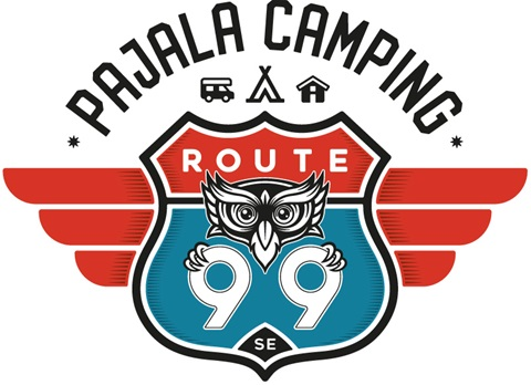 Pajala Camping Route 99 Belägen ca 1,5 km söder om Centrala Pajala Tel: +46 (0)73-36 45 278 Webb:  www.pajalacampingroute99.se