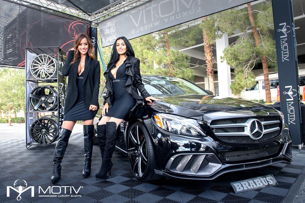 Brabus Mercedes Benz Motiv Modena 414BM