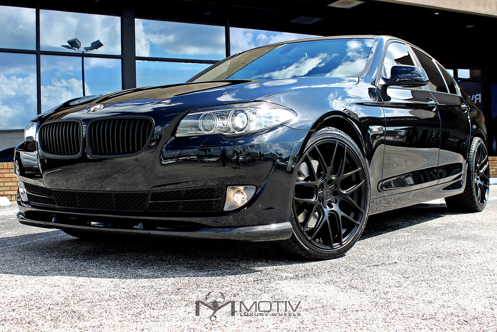 BMW 3 Series  Motiv Wheels 409B Magellan