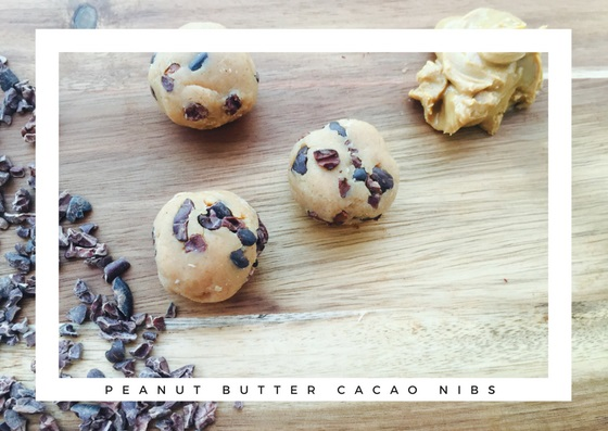 Peanut Butter w/ Cacao Nibs