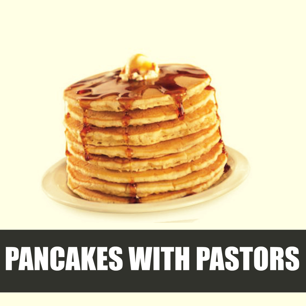PANCAKES WITH PASTORS   SUNDAY AT 8AM AT THE BSM   Looking to plug into a church? Join us the Sunday before school starts and we'll feed you pancakes and get you to church... on time! You'll get to meet local church staff and get a ride to church if you need it.