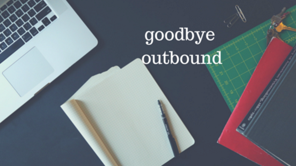 Goodbye outbound marketing. No more trade shows and no more postcards. It's time to improve quality of marketing for home remodelers with inbound marketing.