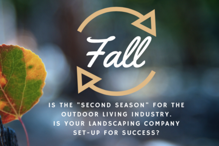 Fall is time to increase revenue for your landscaping business, increase leads for landscapers, and use social media for your landscaping company