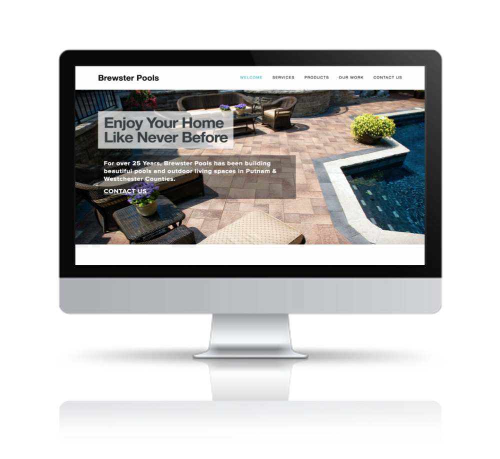 marketing for pool builders, SEO for pool companies, website design for pool builders