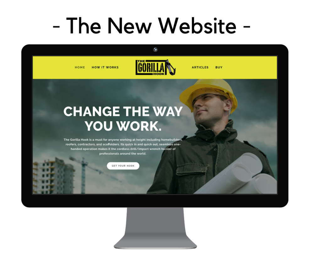 gorilla hook holster website for goshen, ny company