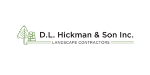 Seo for landscapers, including D.L. Hickman and Sons
