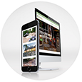 Unilock contractor website design in New York City