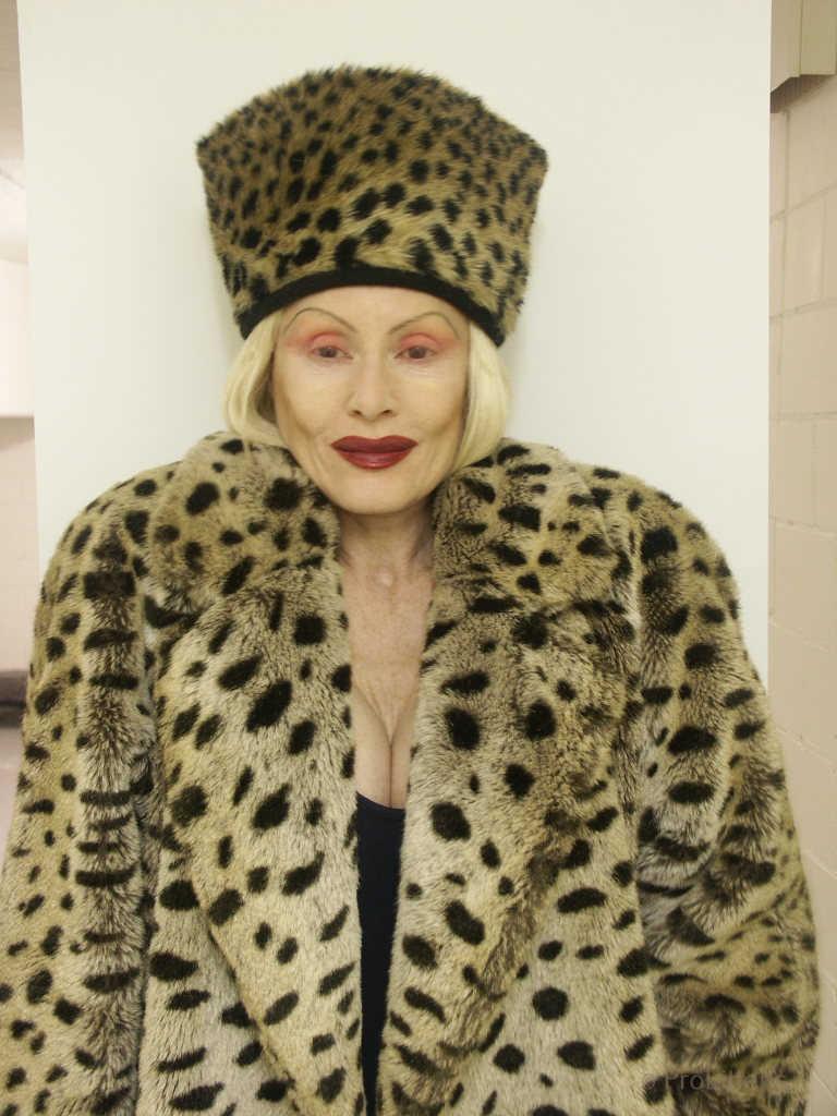 Einst war sie MISS RIMINI, 2003