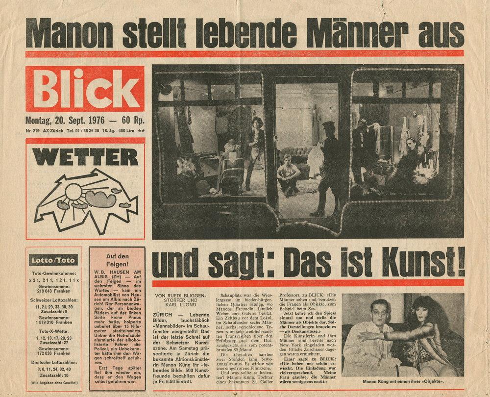 BLICK 1976