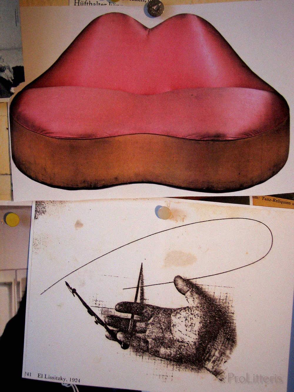 Hommage à El Lissitzky 1990-2011