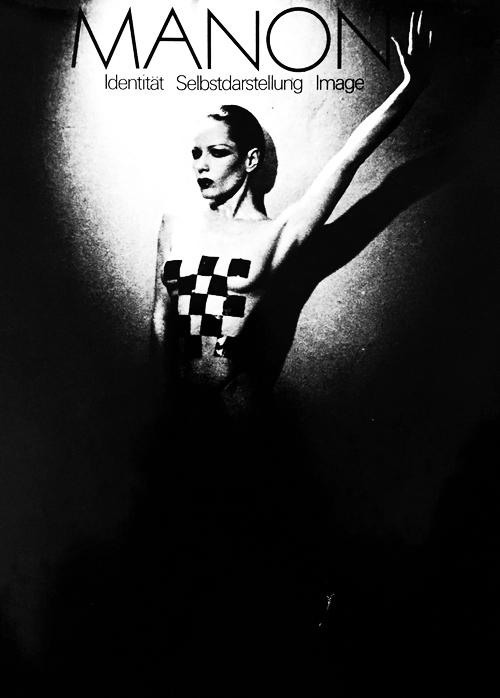 MANON 'IDENTITÄT, SELBSTDARSTELLUNG, IMAGE' 1981