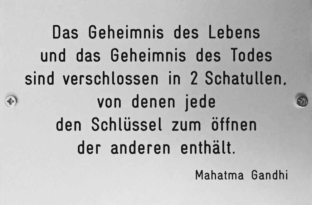 Das Leben. Der Tod. 1992
