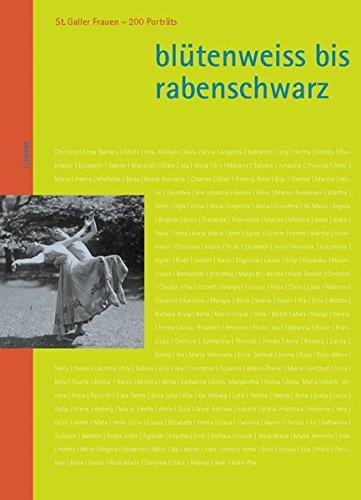 BLÜTENWEISS BIS RABENSCHWARZ 2003