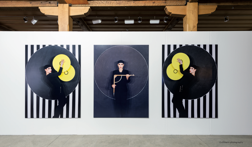 Künstler Eingang, 2017