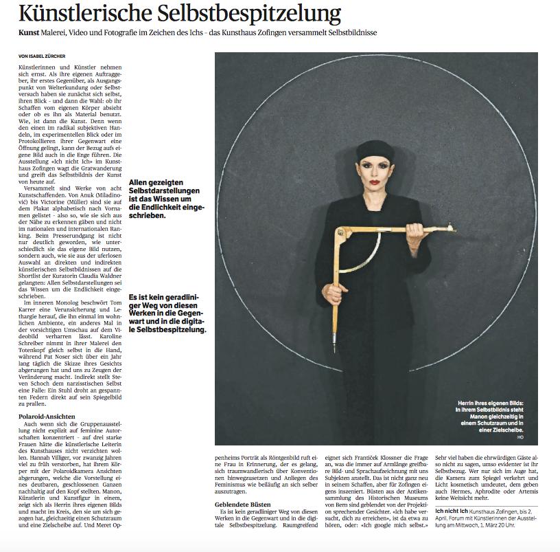 Aargauer Zeitung 2017