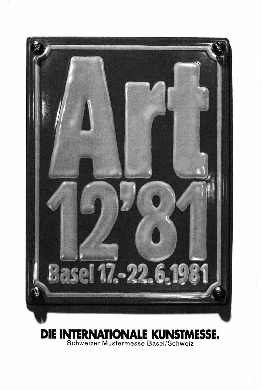 Art Basel 12'81