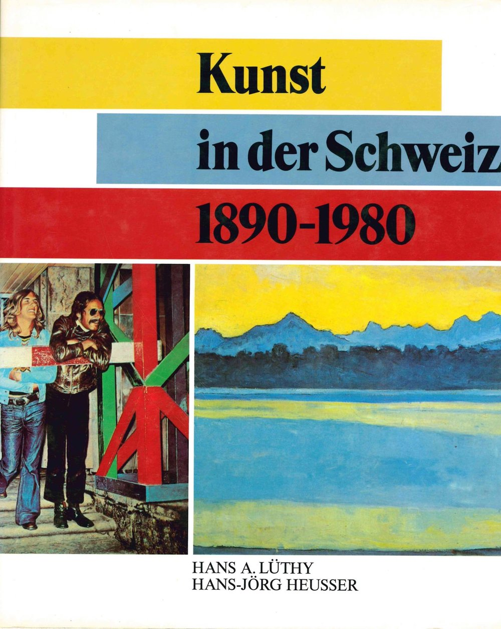 Kunst in der Schweiz 1983