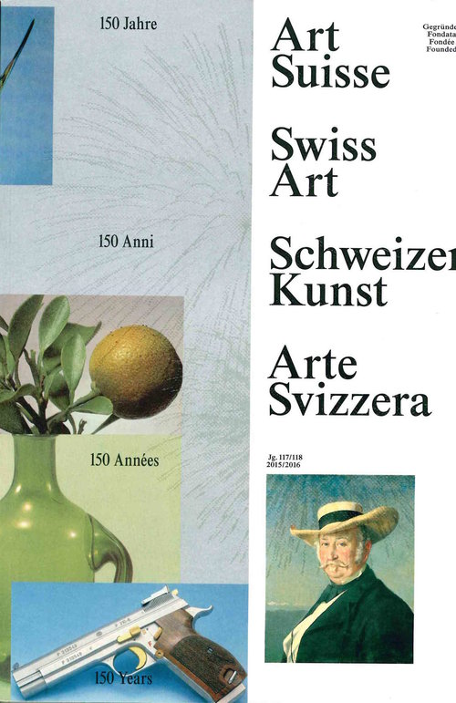 Schweizer Kunst 2015/16