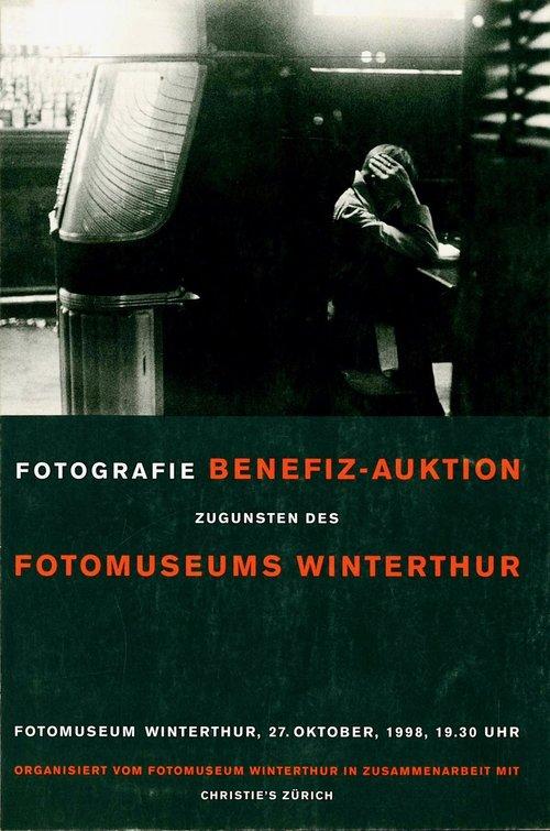 Fotografie Benefiz-Auktion 1998