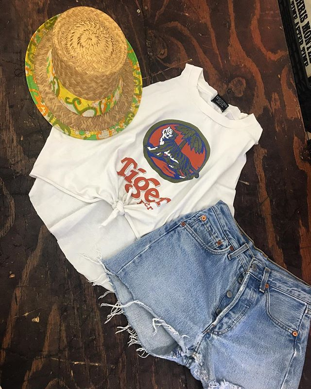 Stock up on all Summer outfits with us #ootd #shoplocal and check out our $1 sidewalk sale Friday Saturday and Sunday 10-4 #pacificbeach  and #northpark  locations
