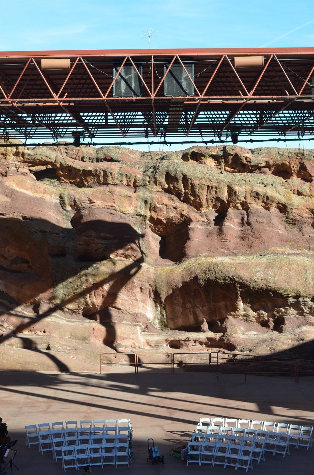 Red Rocks Ampitheatre