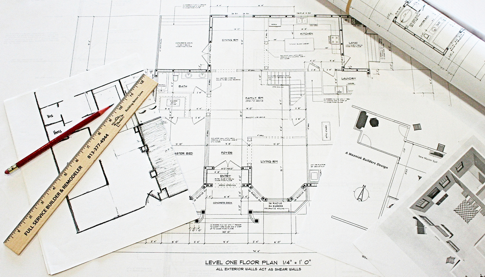 Custom Home Plan Builder and Remodeler