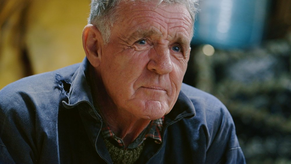 Malcolm Baker The Last Fisherman of Rame.