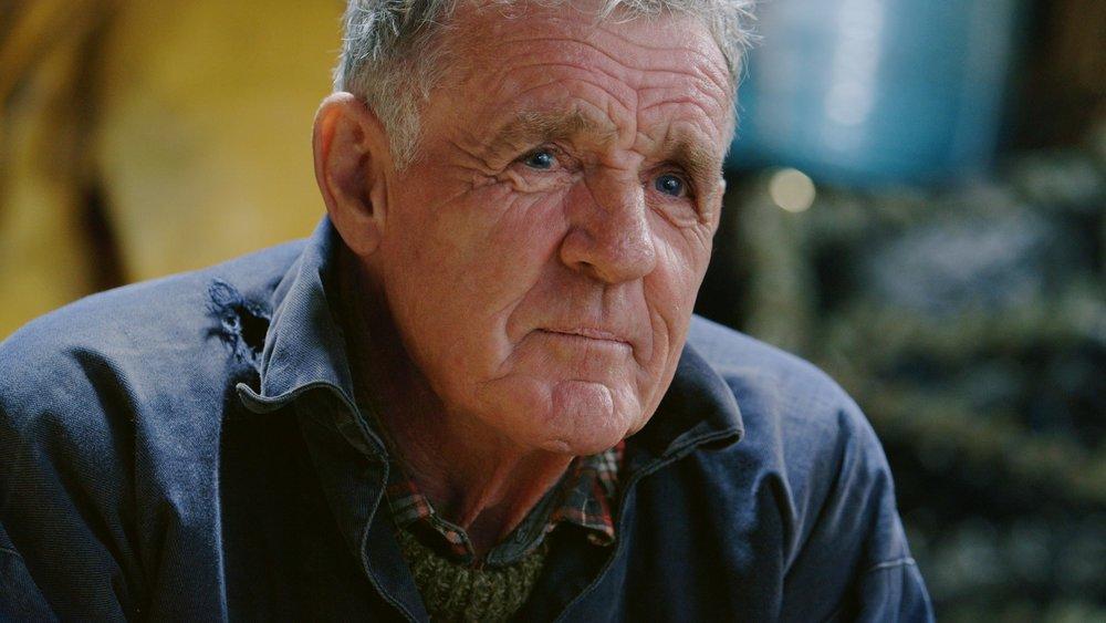 Malcolm Baker  The Last Fisherman of Rame.