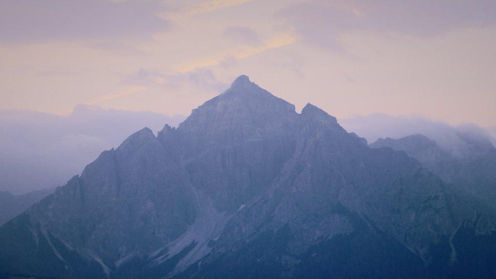 Mountains Innsbruck, Austria