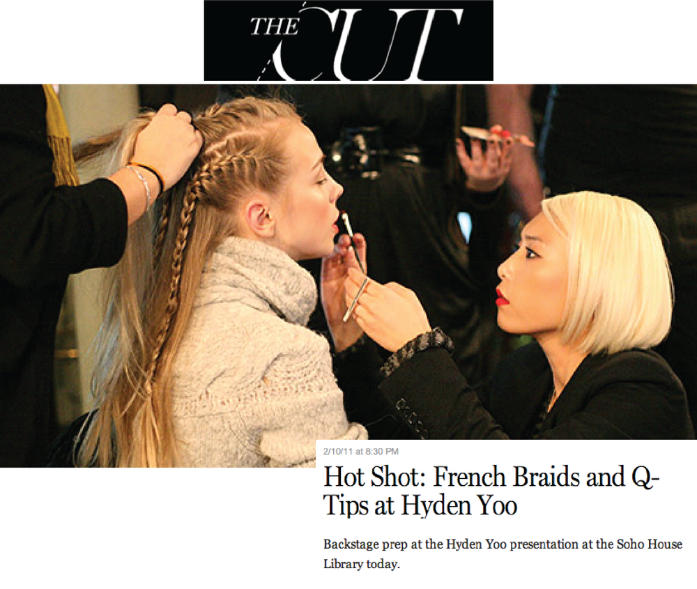 NY Magazine The Cut