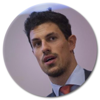 Stefano Cruccu, the event project manager