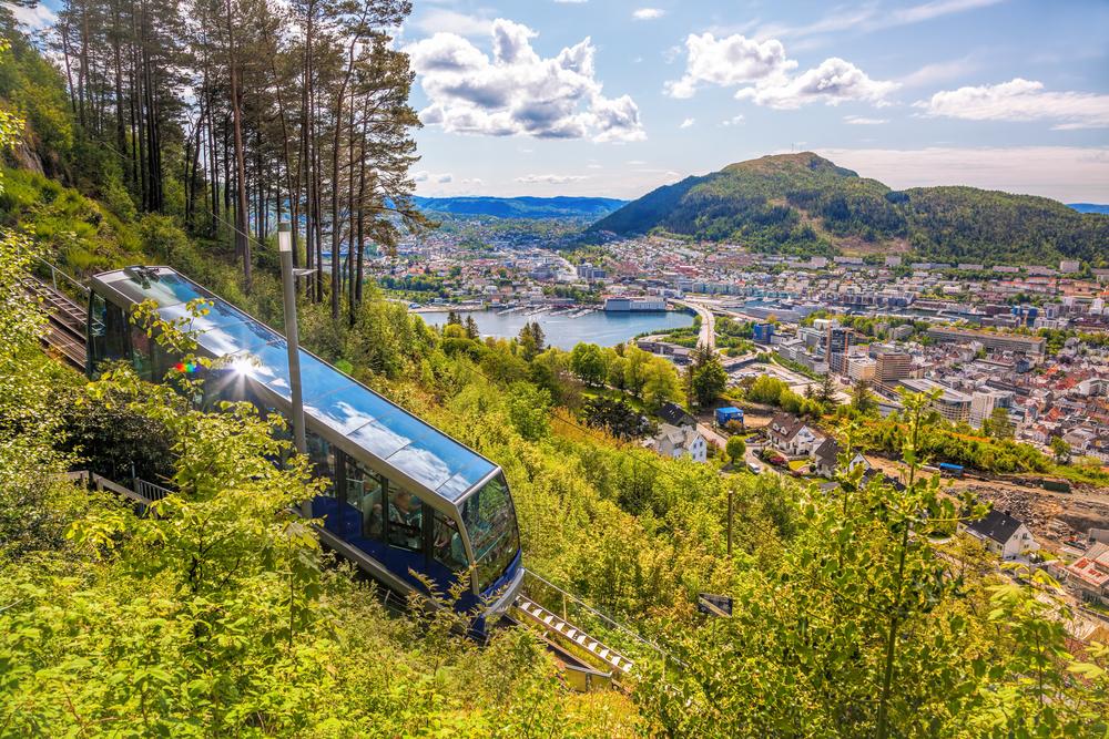 Source: shutterstock Bergen Railway
