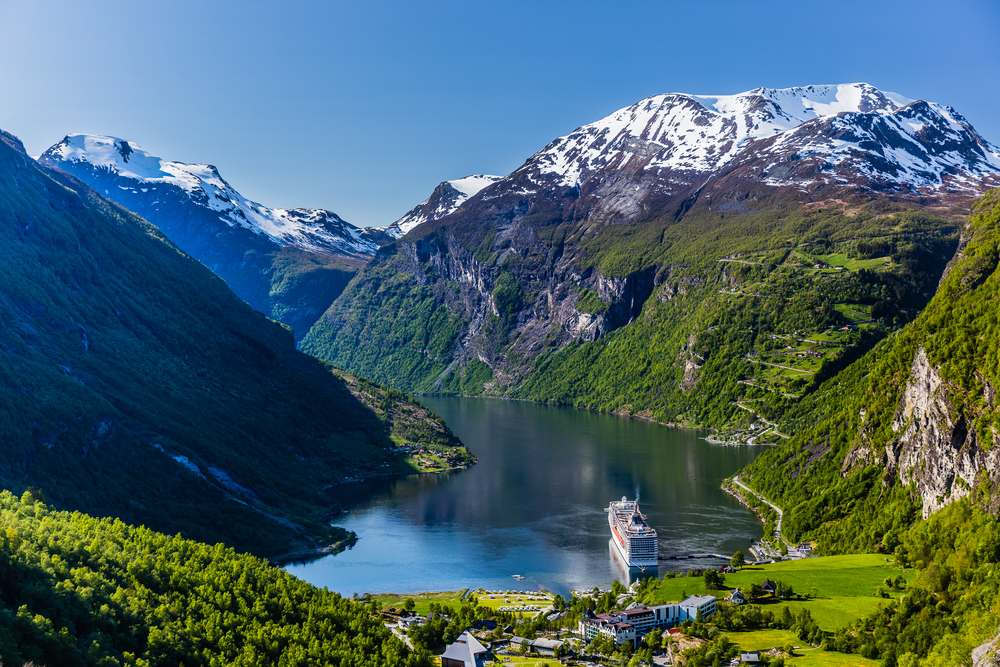 Source: shutterstock  Geirangerfjord