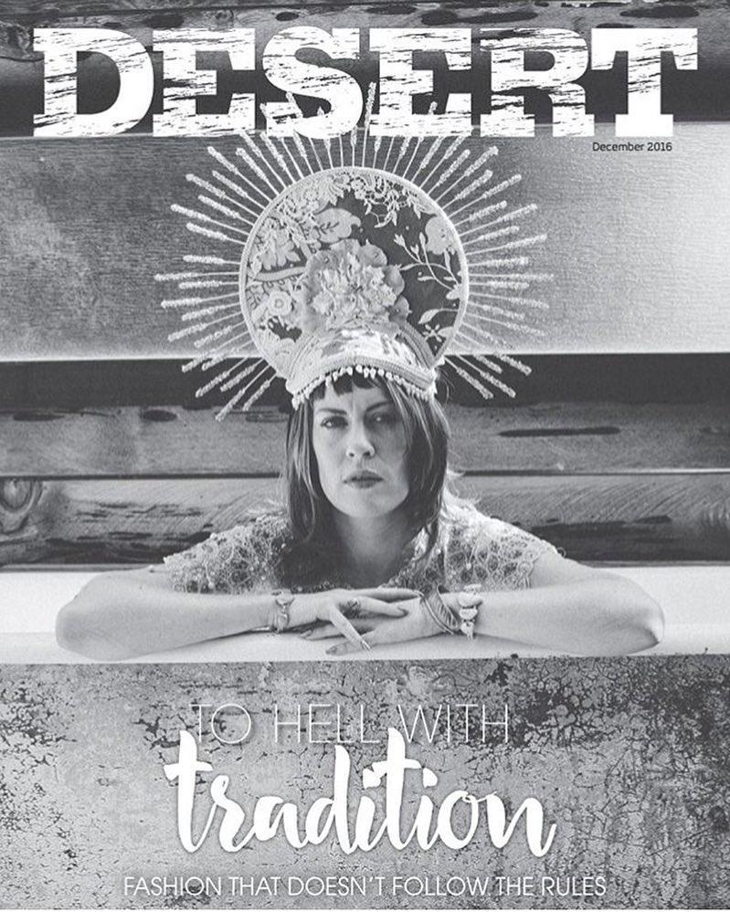 Desert Magazine - December 2016