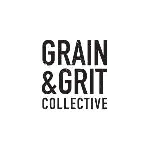Grain & Grit Collective Logo by Gretchen Kamp
