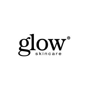 Glow Skincare Logo by Gretchen Kamp