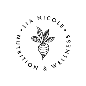 Lia Nicole Logo by Gretchen Kamp