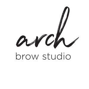 Arch Brow Studio Logo by Gretchen Kamp