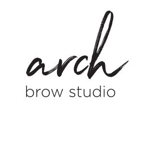 Arch Brow Studio Logo by Gretchen Kamp