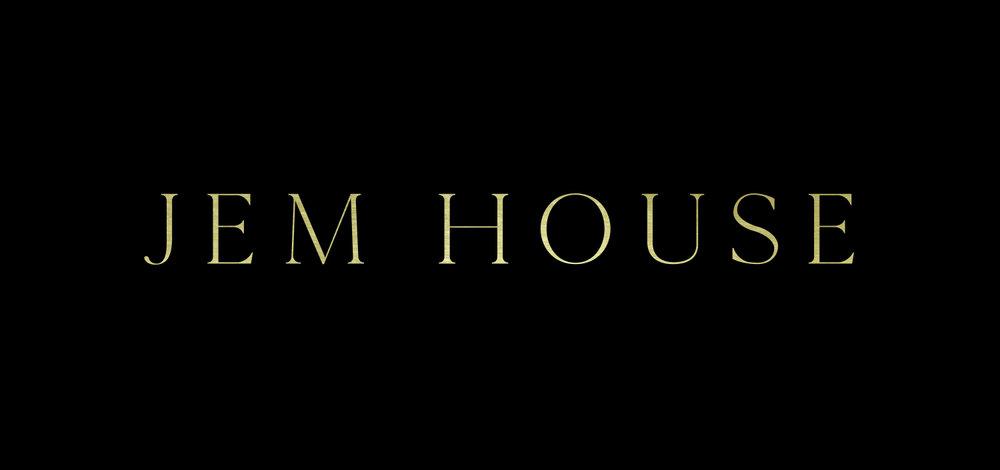 Jem House Logo by Gretchen Kamp