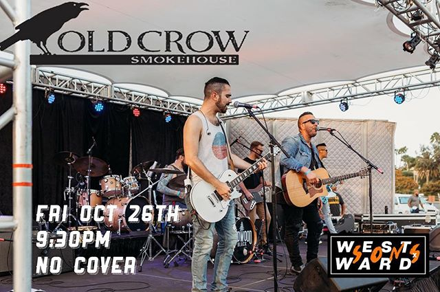 Let's get it! @oldcrowsmokehouseorange this coming Friday night!  See you there!  @bgrelll @catnapcatastrophe @frostydrumnerd @therealjamesray @austinrsalinas