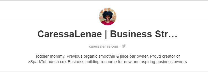 Check out Caressa Lenae's amazing Pinterest boards at https://www.pinterest.com/CaressaLenae/