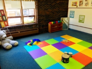 Our classroom - ready for action!