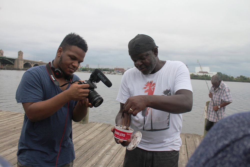 Shooting the Documentary Short: Urban Fishing
