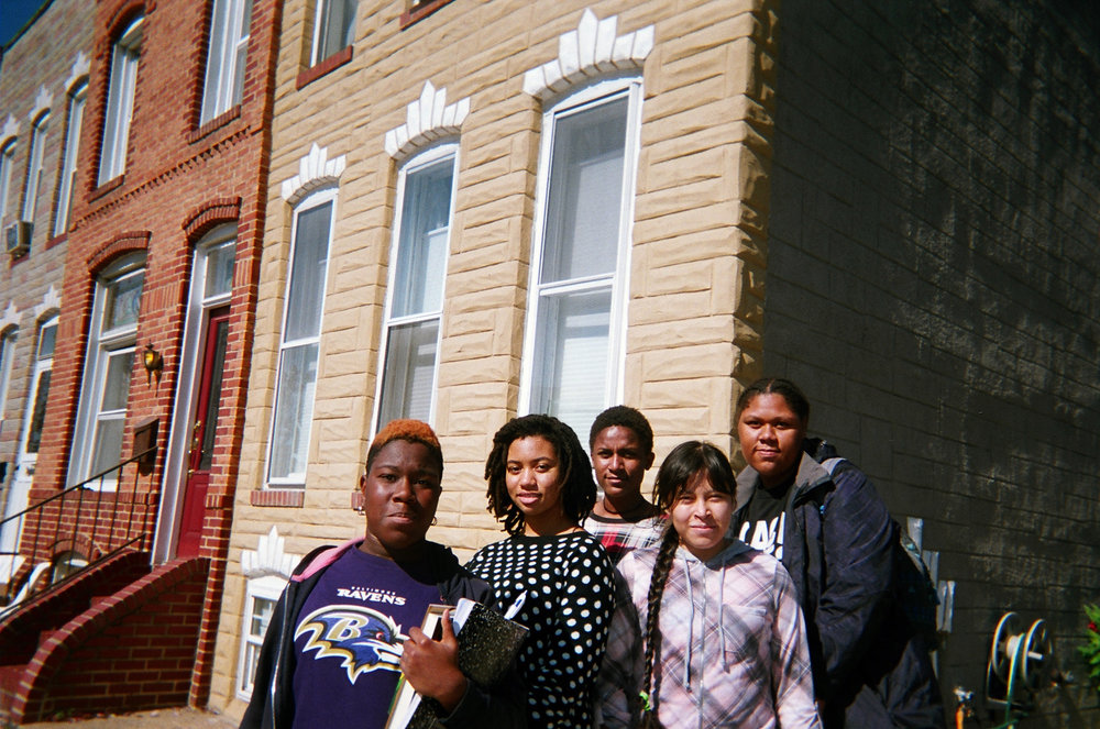 Seeing Baltimore Through the Lens of an $11 Camera