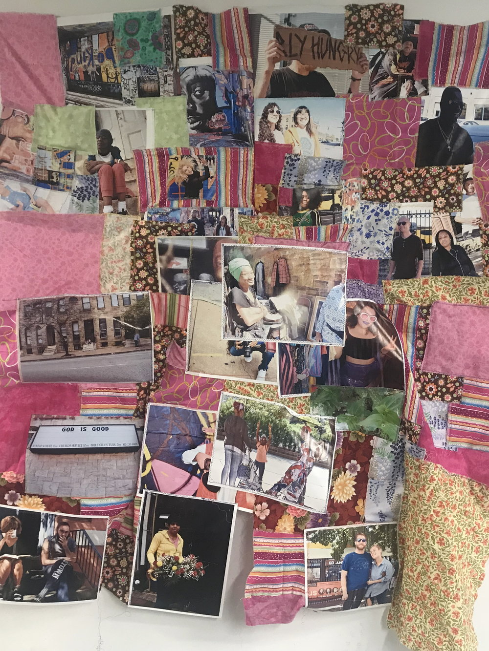Baltimore Photo Quilt