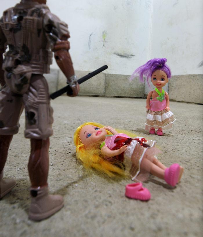 Girls Tortured, One Killed